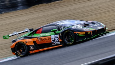 ORANGE1 FFF Racing Team by ACM prepared for Misano round