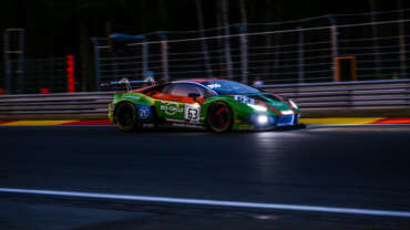 Orange1 Team GRT are brilliant at mastering tricky 24 Hours of Spa-Francorchamps